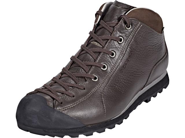 reputable site c5110 02658 Scarpa Mojito Basic GTX Mid-Cut Schuhe dark brown